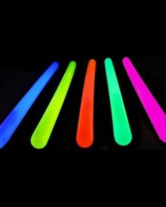 Jumbo Glowsticks Långa - 10-pack