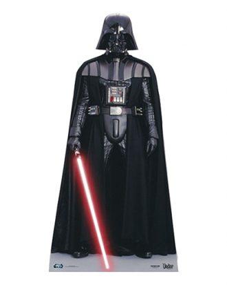 Kartongfigur Darth Vader Mini