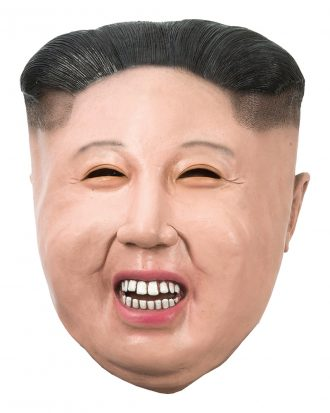 Kim Jong-Un Mask - One size