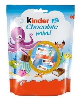 Kinder Chocolate Mini i Påse