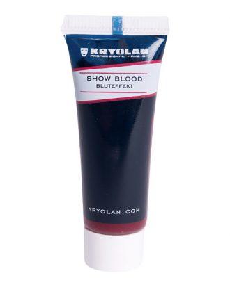 Kryolan Blod i Tub - 10 ml