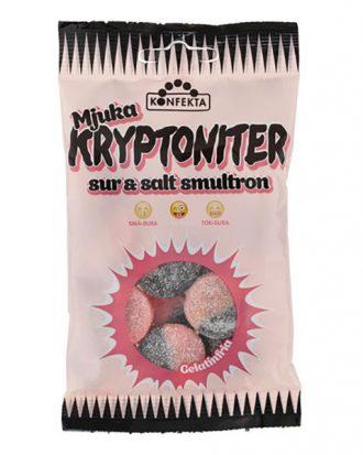 Kryptoniter Mjuka Smultron i Påse - 60 gram