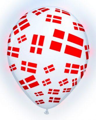 LED-Ballonger Danmark - 4-pack