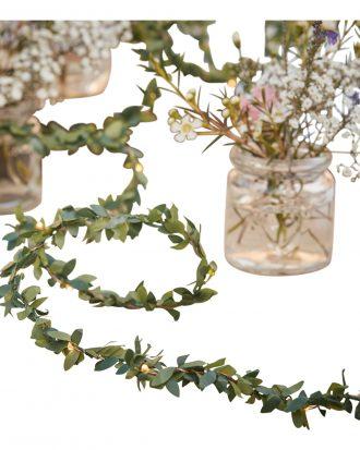 LED-Girlang Löv