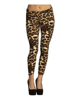 Leggings Leopard - One size