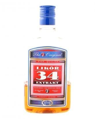 Likör 34 Extrakt - 500 ml