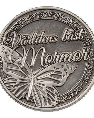 Lyckomynt - Världens Bästa Mormor