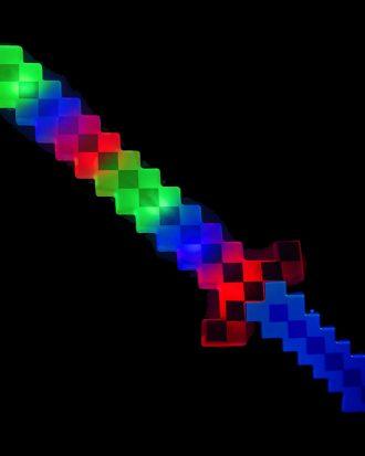 Blinkande Pixel Svärd LED