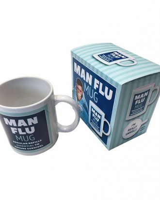 Man Flu Mugg