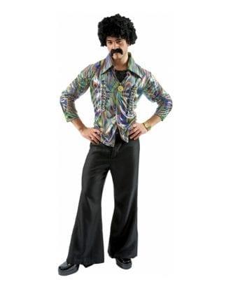 Disco Man Maskeraddräkt - X-Large