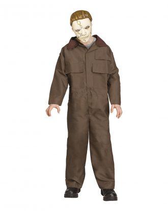 Michael Myers Barn Maskeraddräkt - Large