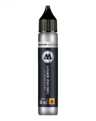 Molotow Liquid Chrome Refill - 30 ml