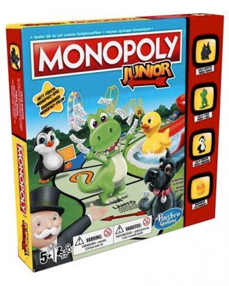 Monopol Junior Brädspel