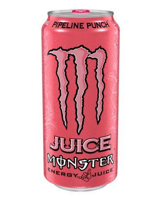 Monster Juice Pipeline Punch - 24-pack (Hel platta)