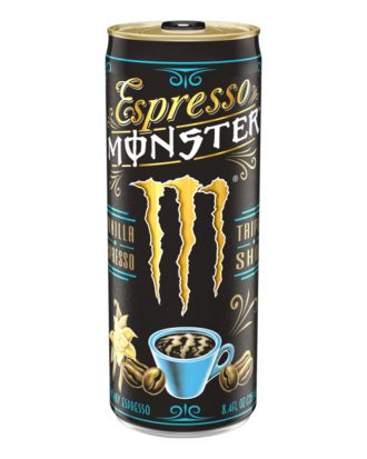 Monster Espresso Vanilla - 1-pack