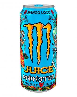 Monster Mango Loco - 24-pack (hel platta)