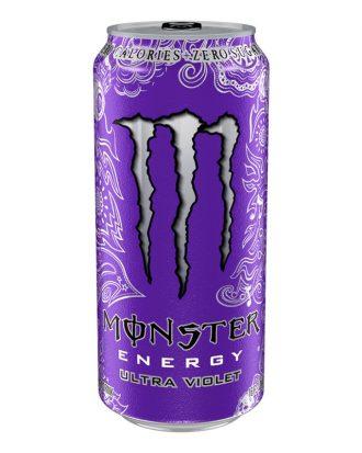 Monster Ultra Violet - 24-pack (Hel platta)