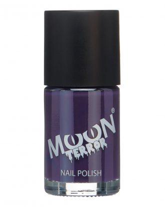 Moon Creations Halloween Nagellack - Poison Purple