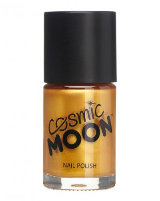 Moon Creations Metallic Nagellack - Guld