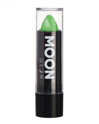 Moon Creations UV Neon Glitter Läppstift - Grön