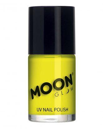 Moon Creations UV Neon Nagellack - Gul