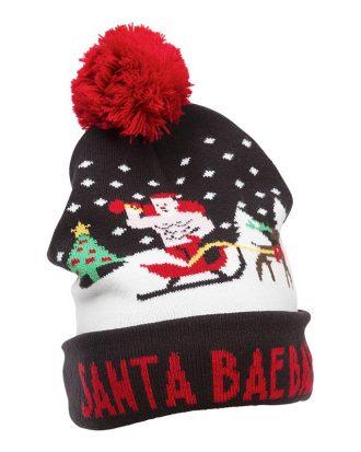 Julmössa Santa Bae Bae - One size