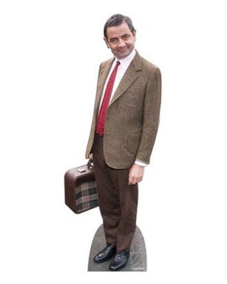 Mr Bean Kartongfigur