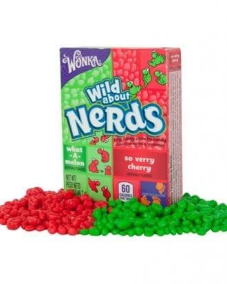 Nerds Wild About Cherry/Watermelon