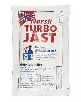 Norsk Turbojäst - 6 kg