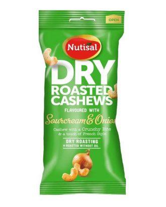 Nutisal Cashew Sourcream & Onion - 60 g