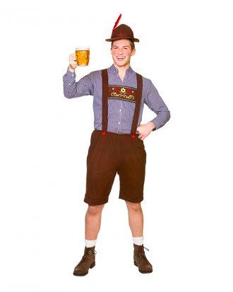 Oktoberfest Tillbehörsset - Plus size