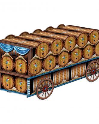 Ölvagn 3D Bordsdekoration