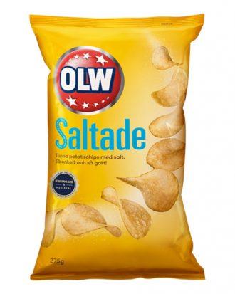 OLW Saltade Chips - 175 gram
