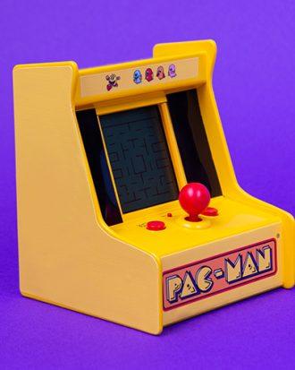 Arkadspel Pacman för skrivbordet
