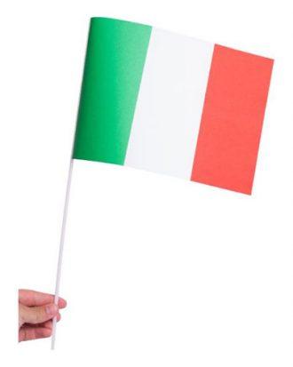 Pappersflagga Italien - 1-pack