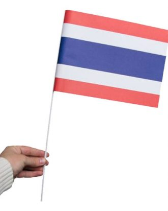 Pappersflagga Thailand - 1-pack
