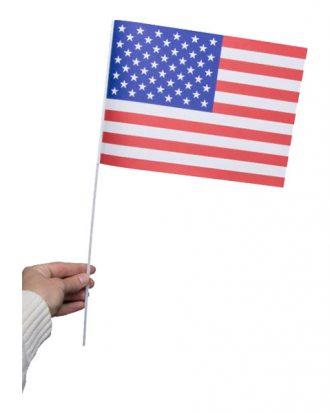 Pappersflagga USA - 1-pack