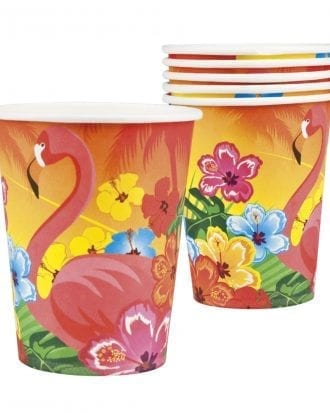 Pappersmuggar Hibiscus - 6-pack