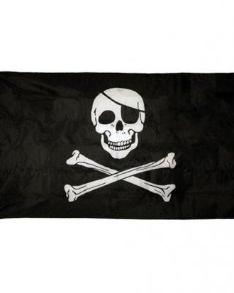 Piratflagga 150x90cm