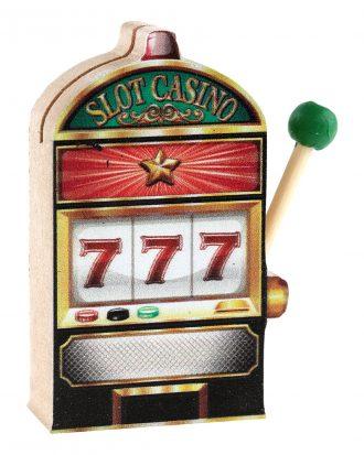 Placeringskortshållare Casino - 1-pack