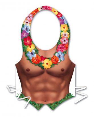 Plastväst Hawaiikille