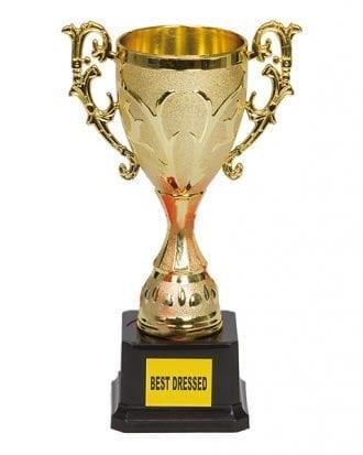 Pokal Best Dressed