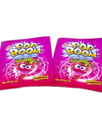 Pop Boom Strawberry - 50-pack