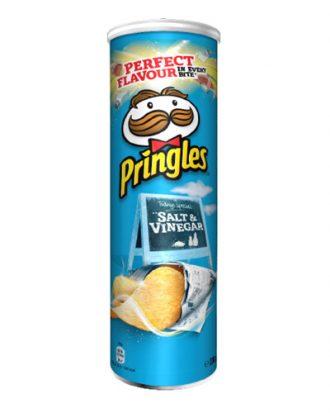 Pringles Salt & Vinegar - 200 gram