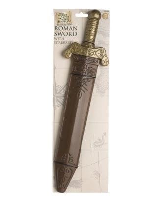 Romerskt Svärd med Skida