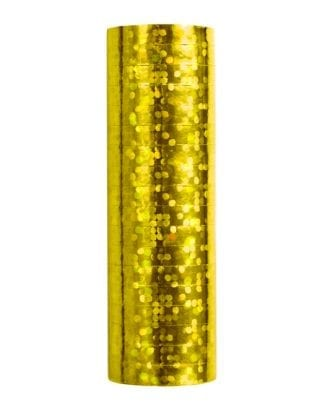 Serpentin Holografisk Guld