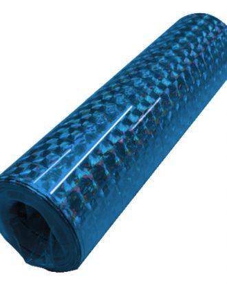 Serpentin Holografisk Himmelsblå - 1-pack
