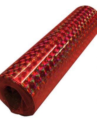 Serpentin Holografisk Röd - 1-pack