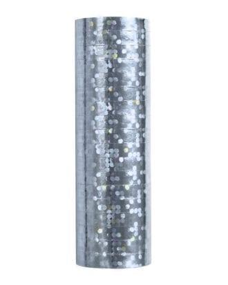 Serpentin Holografisk Silver