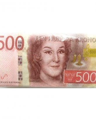 Servetter 500-kronorssedlar - 10-pack